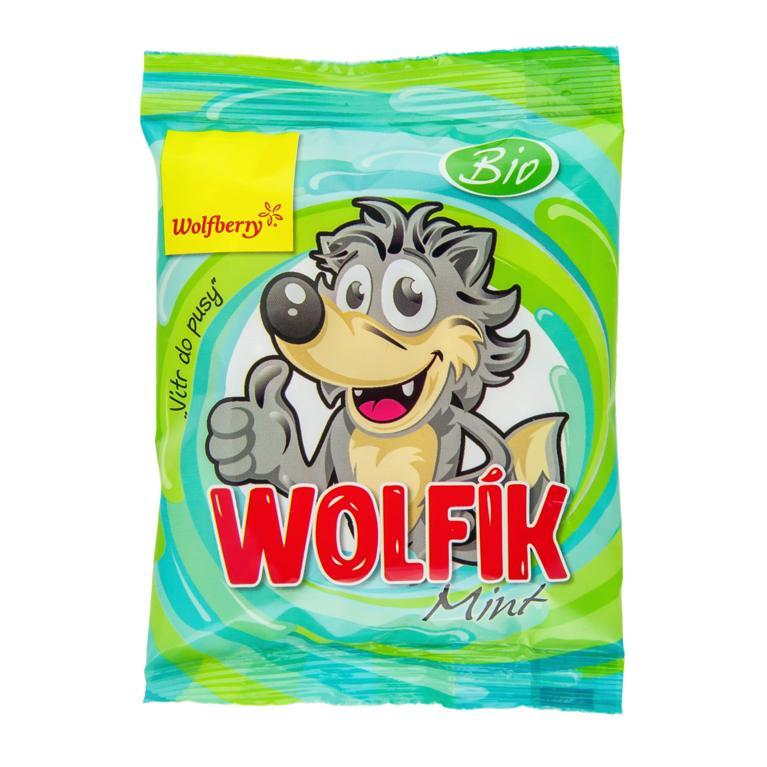 Wolfík Mint 85 g Wolfberry
