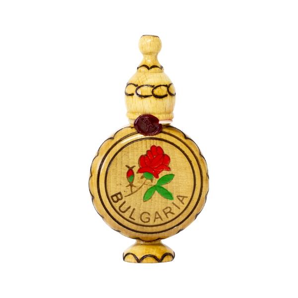 Alteya Organics Ružový olej 100% Bio Alteya - Tradičné balenie 1 ml 1ml