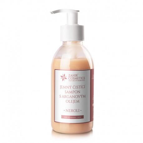 Zahir Jemný čistiaci šampón s arganovým olejom NEROLI 200 ml