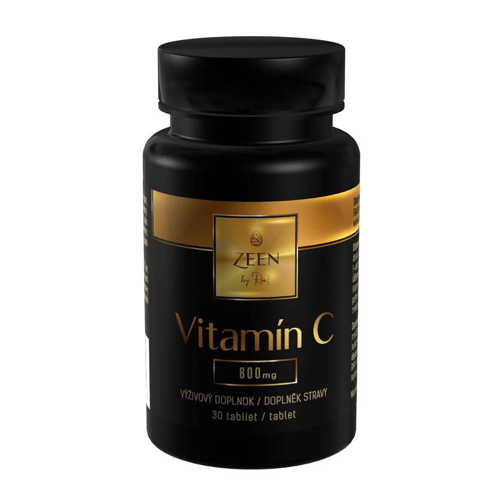 Vitamín C 800 mg 30 kapsul