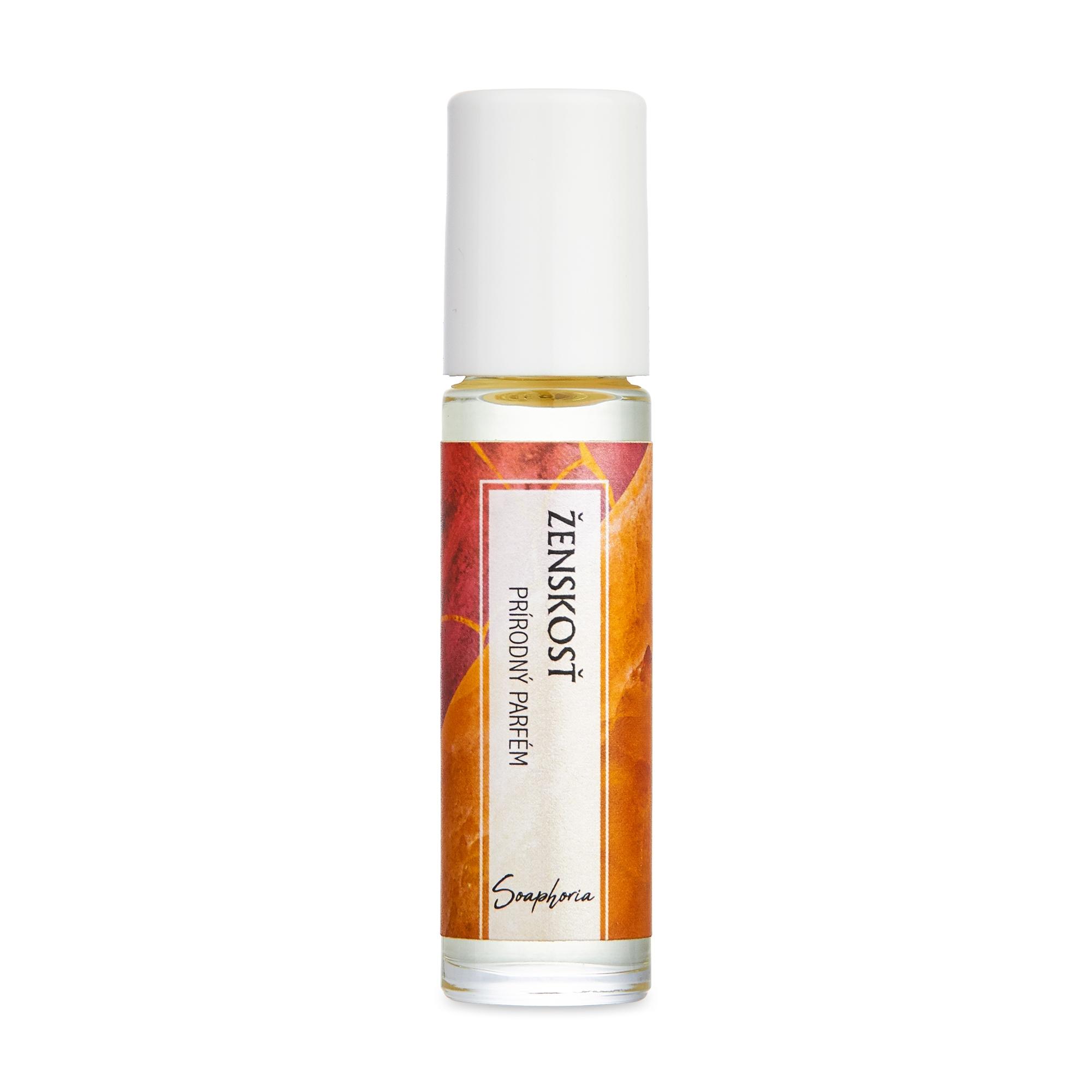 Ženskosť - prírodný parfum