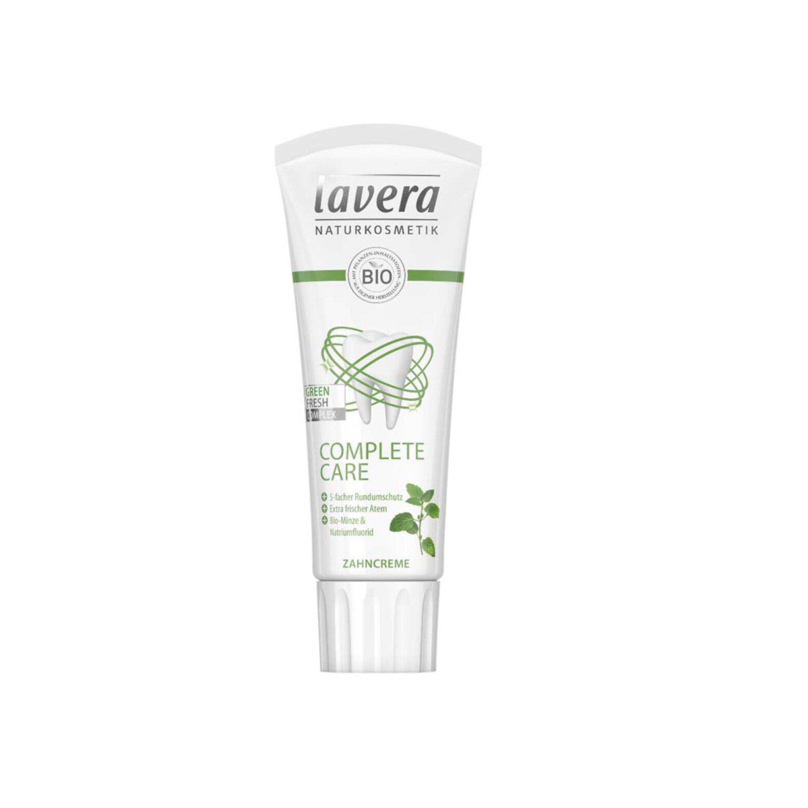 Zubná pasta Complete Care s mätou 75 ml Lavera