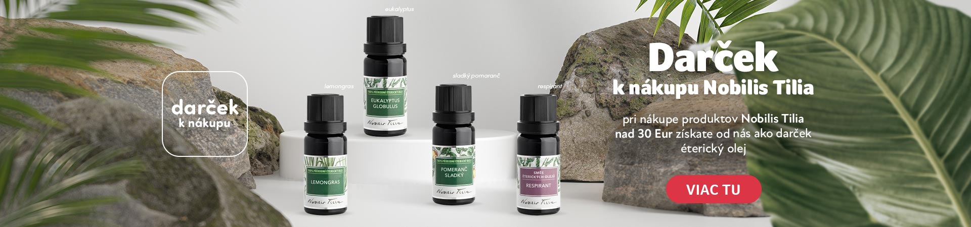 nobilis darček aromathera