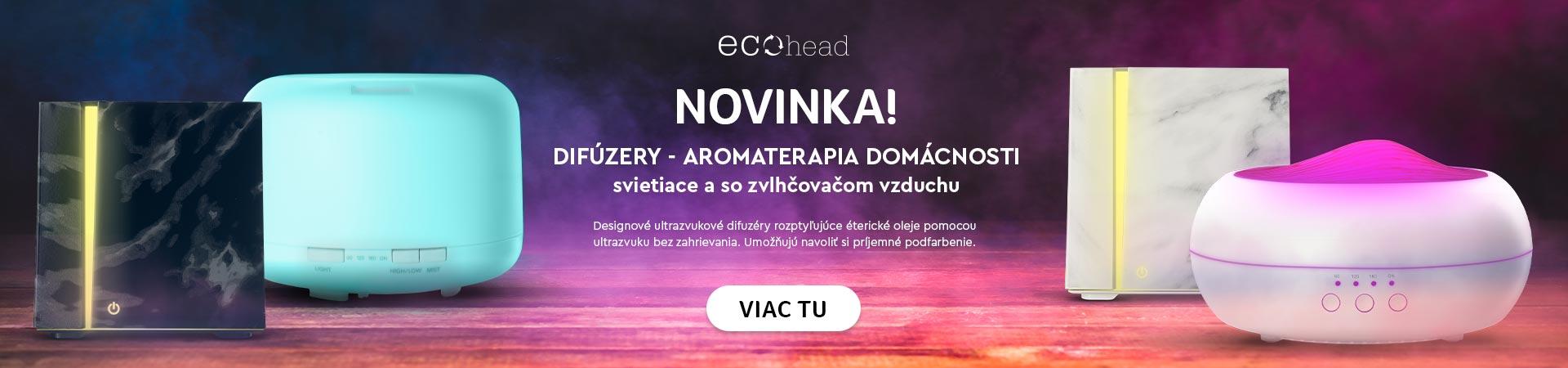 difuzéry Ecohead