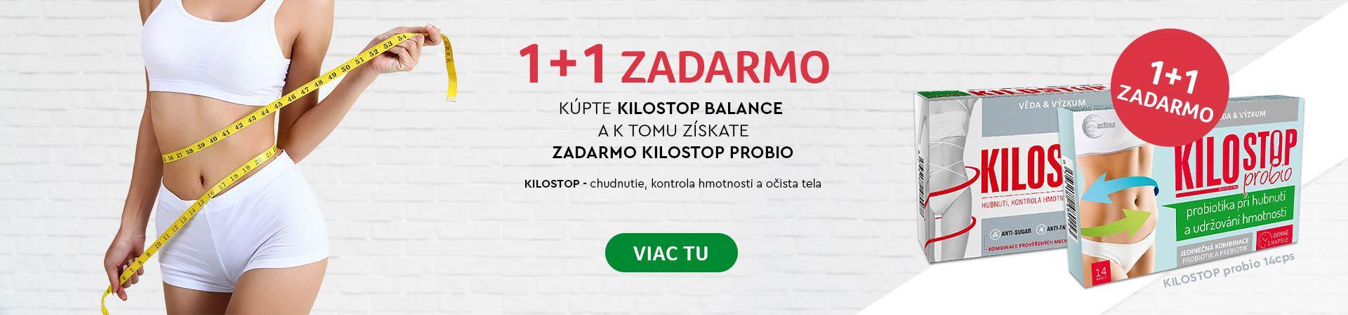 Kilostop 1+1