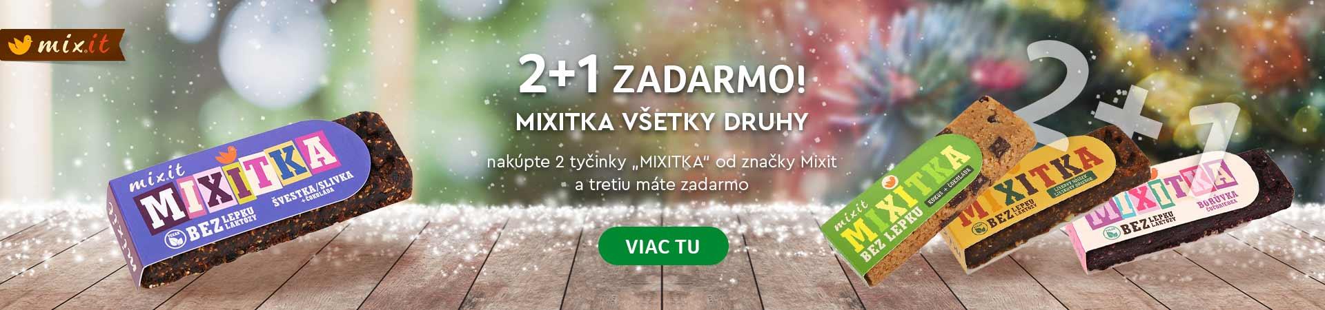 mixitky 2+1